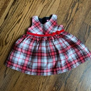 Baby's 1st Holiday Party Dress